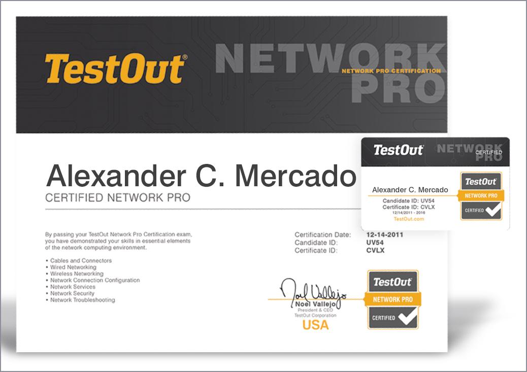 Verify Certification